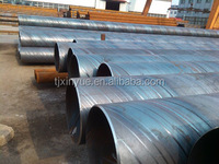 Alibaba China manufacture, API 5L PSL1 PSL2 SSAW steel pipe in large diameter in stock, competitive price