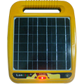 Agriculture livestock solar panel farm electric fence energizer