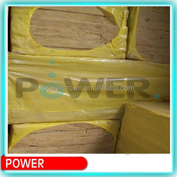 Rockwool Fiber, Rock Wool Board, Mineral Wool for Wall Insulation