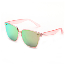 FONHCOO Wholesale Uv400 Pink <strong>Plastic</strong> Frame Kid <strong>Sunglasses</strong>