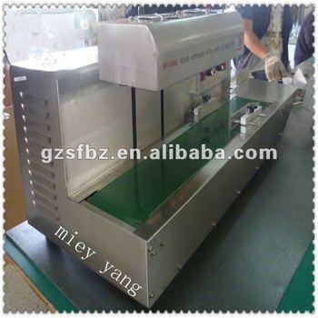 water bottle sealer machine