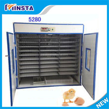 2016 Hot sale full automatic chicken egg incubator/chicken egg hatching machine price