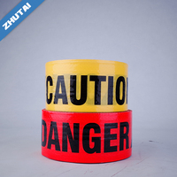 Printable Police PE Caution Warning Tape
