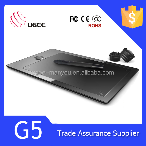Ugee G5 9*6 Inch Digital Writing Tablet with 8 GB Memory Capacity