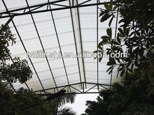 polycarbonate corrugated sheet
