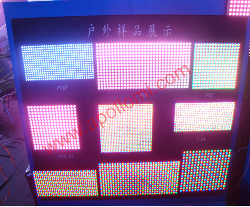 P10mm outdoor video led screen AD led screen LED billboard