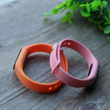 Bluetooth 4.0 Accelerometer Sensor Programmable Rechargeable Wristband iBeacon