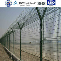airdrome Metal Fencing airport Wire Mesh Fence aerodrome fencing
