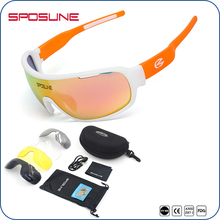 New Design Outdoor TR90 Eyewear Cycling Sport Sunglasses Top Brand Goggles