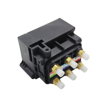 Top sell air suspension solenoid valve for mercedes W221 W212 W164 X164 C216 W216 W166 W251 valve block