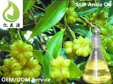 Aromatic Seasoning Star Anise Essential Oil With 99% Anethole