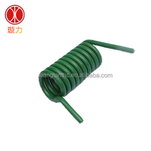 China supplier ball shape steel spiral art and craft metal spring