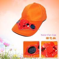 Wholesale fan cap powered by solar energy