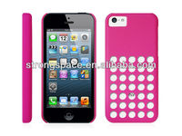 hard PC protective cases FOR apple iphone 5s