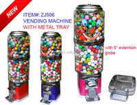 27mm bouncy balls vending machine ZJ506T(korean coffee vending machine)