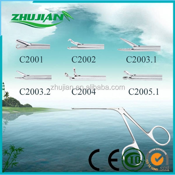 Cheap Wholesale otology ear polypus forceps foreign body levers