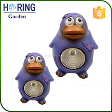 Penguin shaped LED Solar Cheap Hot Solar Lawn Lights Outdoor Garden