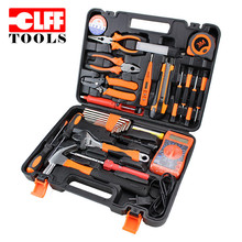 Portable combination tool box electronics air conditioning computer maintenance power tool kit