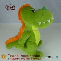 Custom Wholesale Soft Plush Dinosaur ,Animal Stuffed Toys,Dinosaur Plush Toy