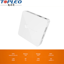RK3328 Quad-core A1 android tv box dual bank wifi 802.11 a/b/g/n/ac 2.4G 5.8G 4gb ram 16gb rom android 7.1 tv box