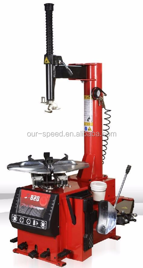 OS-820 CE ISO good price automatic tire changer for sale bright tire changer