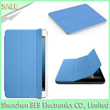 !!!NO.1 exporting high quality smart cover case for ipad mini has low cost