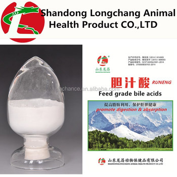 Bile Acids for animal feed additives CAS: 474-25-9