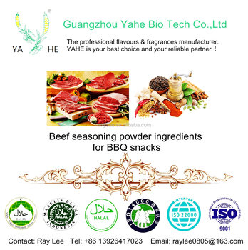 Delicious beef flavour for paste and powder with factory price and premium quality