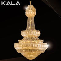 Guzhen Newest Crystal Hanging Chandelier Pendant