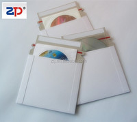 Cardboard CD sleeves packing mailing envelope