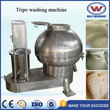 Factory price advanced design automatic tripe washing machine for cow/sheep/pig tripe