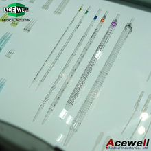 Acewell Medical Laboratory Serological Pipette/Serological Pipet