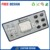 Made in China graphic overlay 0.19mm Polycarbonate led membrane switch