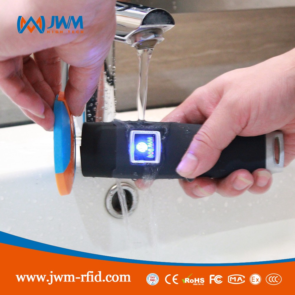 WM-5000V+ Waterproof RFID Time and Attendance Security Guard Station