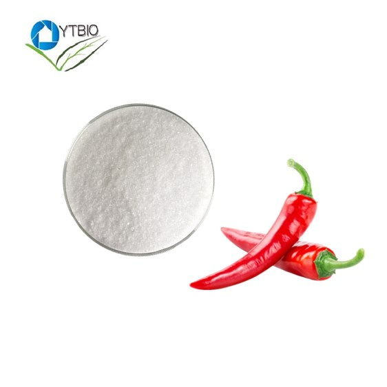 Manufacturer Supply Chilli Extract Natural Capsaicin/Capsaicinoid Powder