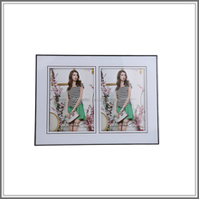 High quality wholesale square home decorate women photo frame