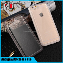 For iPhone 6 6s New Transparent Anti gravity Phone Case Selfie Magical Without Being Sticky for 6plus 6splus Cover