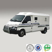 Armored cash In Transit Vehicle Ford Transit