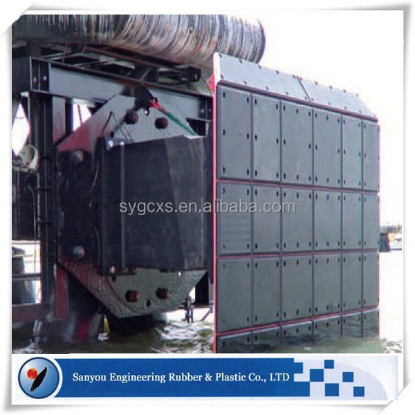 china rectangle dock fenders marine pier fenders uhmwpe polyethylene marine dock fenders