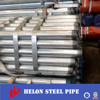 Alibaba Global Trade carnon steel Q235 Galvanized Pipe National Pipe Thread 005