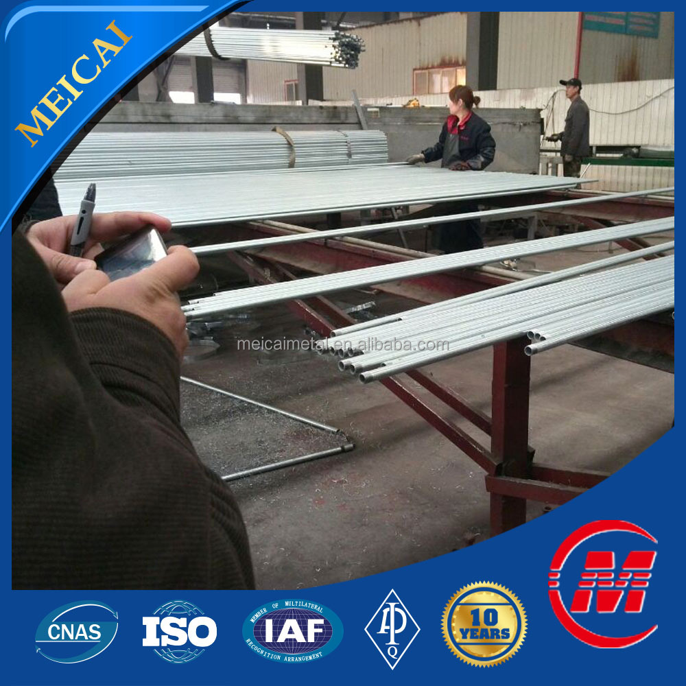 not second hand tube round section cs galvanized steel pipe