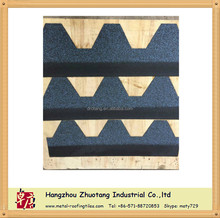 Best price for new product wooden house roofing asphalt shingles