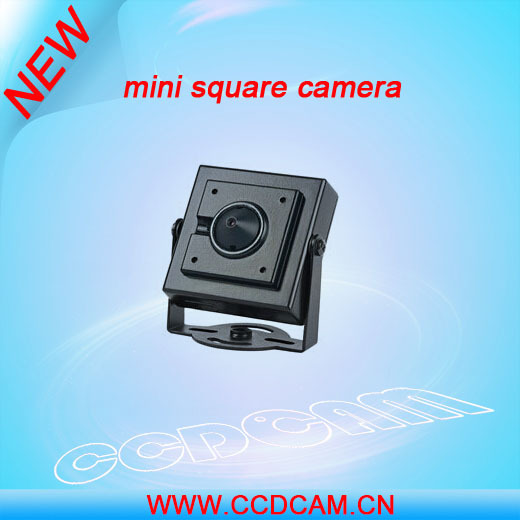 Color mini square camera small camera for home surveillance security