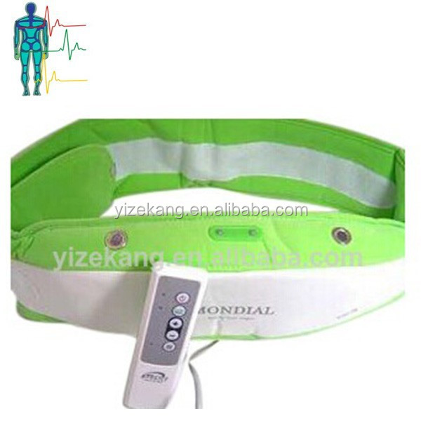 Electric Vibrating Slimming Belt Massage Slim Shaper Massage Belt Machine Vibrating Body Slimming Belt