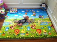 XPE/ PVC waterproof baby play /crawl mat
