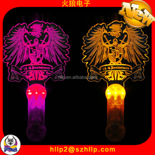 2015 Best Selling China Official Shinhwa Fanclub color change led glow stick