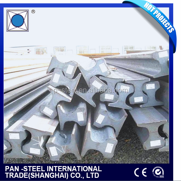 Low price JIS 37A steel rail