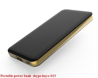7000mAh best sell slim power bank for smart phone and cell phone