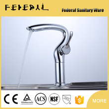 fancy custom china manufacture flexible american brass cupc kitchen faucet