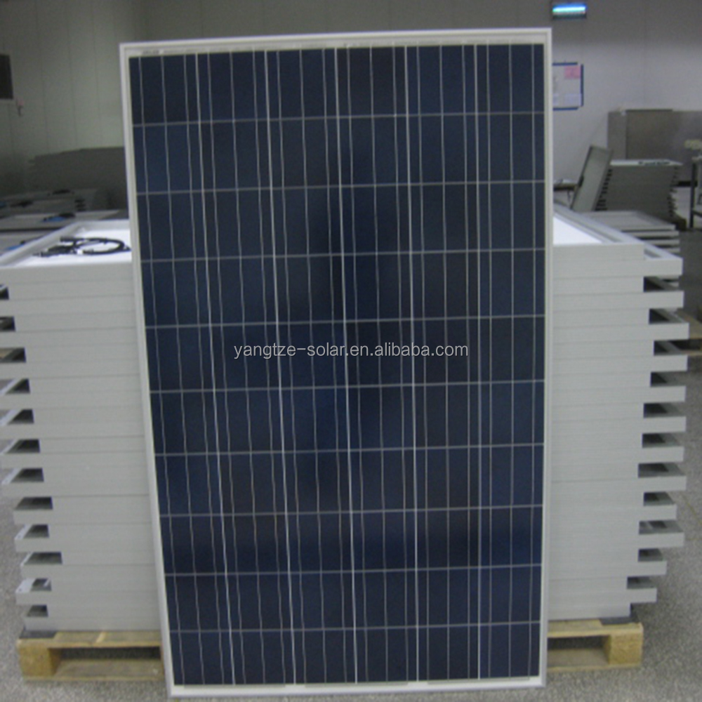 Mass stock sunrise 250w pv solar panels